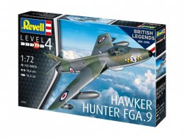 MODEL DO SKLEJANIA Hawker Hunter FGA 9