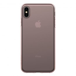 ETUI POKROWIEC iPHONE XS MAX ROSE GOLD