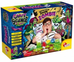 ZESTAW EDU CRAZY SCIENCE LABORATORIUM DOKTORA ZOMBIE