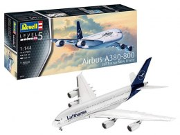 MODEL Airbus A380-800 Lufthansa New Livery
