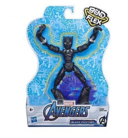 FIGURKA AVENGERS BAND AND FLEX BLACK PANTHER