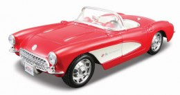 MODEL Chevrolet Corvette 1957 1:24 do składania