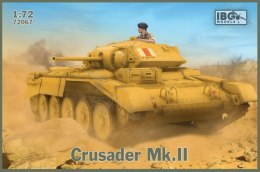 MODEL PLASTIKOWY Crusader Mk.II British Cruiser Tank