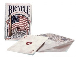 BICYCLE KARTY AMERICAN FLAG