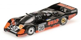 MODEL METALOWY MINICHAMPS Porsche 956L Henns T-Bird