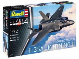 MODEL DO SKLEJANIA F-35A Lightning II