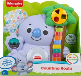 INTERAKTYWNY KOALA LINKIMALS FISHER PRICE