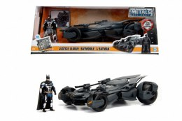 AUTKO BATMAN JUSTICE LEAGUE BATMOBILE 1/24 SIMBA