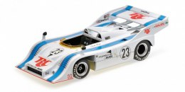 MODEL METALOWY Porsche 917/10 Rinzler Motoracing #23 Charlie Kemp Can-Am Watkins Glen 1973