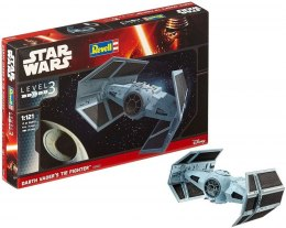 MODEL DO SKLEJANIA Star Wars Darth Vaders Tie Fighter