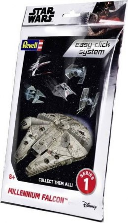 MODEL DO SKLEJANIA Star Wars Millenium Falcon Easyclick