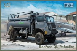 MODEL DO SKLEJANIA Bedford QL Refueller