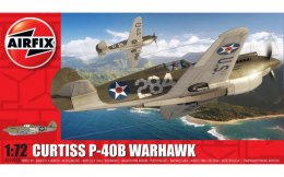 MODEL DO SKLEJANIA Curtiss P-40B Warhawk